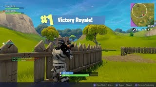 TWO NBA 2K18 STRETCH GODS PLAYS FORTNITE FOR THE FIRST TIME AND GETS 1ST PLACE