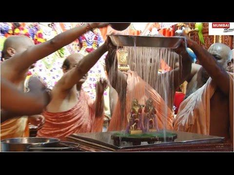 Jubilation at Krishna Temple | Janmashtami ISKCON