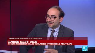 Chad's president Deby, a long-serving army ally in turbulent Sahel