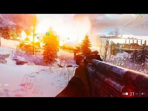 Battlefield V Gameplay Highlights thumbnail