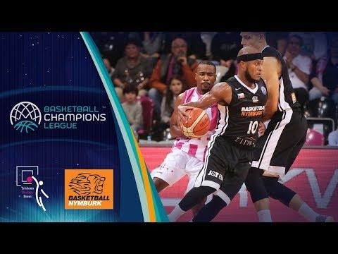 Telekom Baskets Bonn v CEZ Nymburk - Full Game - Basketball Champions League