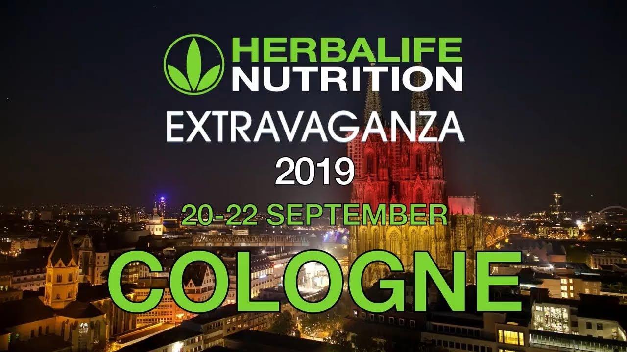 2019 emea herbalife extravaganza - cologne