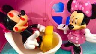 Mickey Mouse auf deutsch ♦ Kinderfilm für Kinder ♦ Die arme Mickey Mouse ist krank