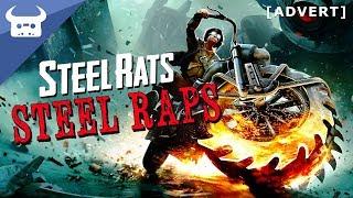 STEEL RATS - Bikers Rap | Dan Bull