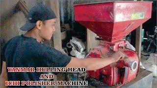 ICHI Polisher Machine & Yanmar Hulling Head