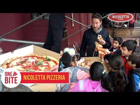 Barstool Pizza Review - Nicoletta Pizzeria