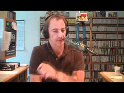 WPLR: Chaz & AJ in the Morning - Master Leif Becker