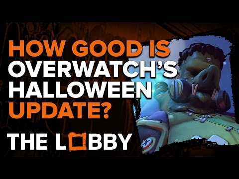 How Good is Overwatch's Halloween Update - The Lobby