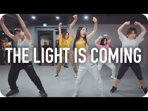 The Light Is Coming - Ariana Grande ft. Nicki Minaj / Soi Jang Choreography