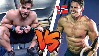 CrossFit® Sanctional Workout against the NORWAY NATIONAL CHAMPION