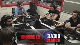 DjMaRiiO en Radio MARCA | Entrevista YouTubers FIFA