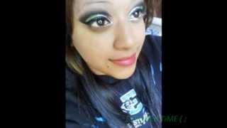 Glittery Green Cutcrease Thumbnail