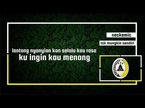 neckemic - tak mungkin sendiri + lirik (PSS SLEMAN) Lagu Baru BCS
