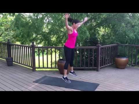 Bodyweight HIIT 1 On Deck
