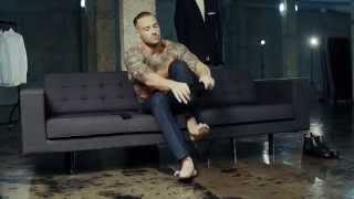 Burton Man - Calum Best at Burton