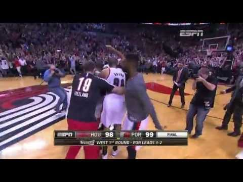 Rockets vs. Trail Blazers: Game 6 Flash Recap