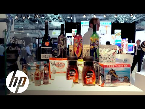 HP Indigo Always A Step Ahead In Digital Packaging | Interpack 2017 | HP
