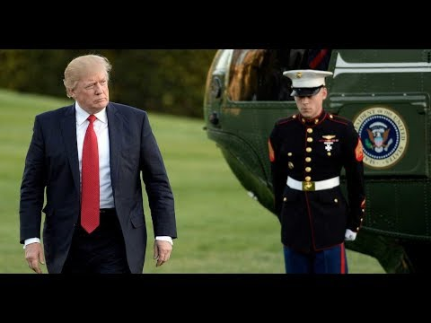 WATCH: President Trump comments on Charlottesville & Signs the Veteran's Choice and Employment Act