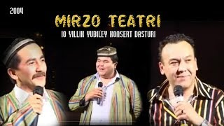 Скачать Mirzo Teatri 10 Yillik Yubiley Konsert Dasturi 2004