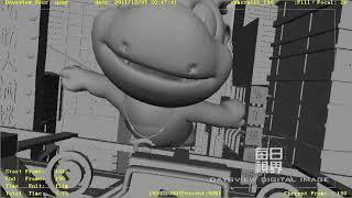 Huaxia Bank - Animation Layout