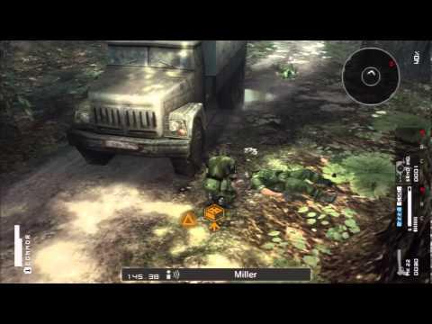 PS3 Longplay [039] Metal Gear Solid Peace Walker HD part (01 of 14)