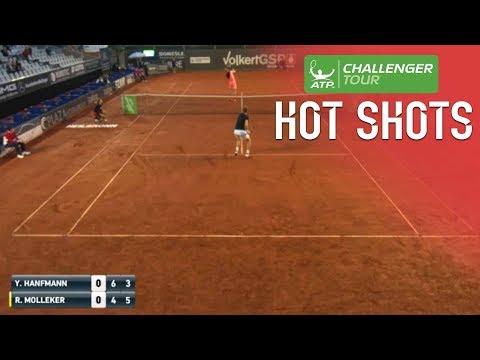 Hot Shot: German Teen Molleker Wins Wild Point In Heilbronn