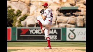 Ty Buttrey of Los Angeles Angels discusses his Mental Fitness Routines