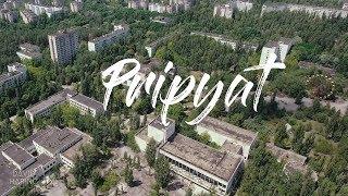 Chernobyl: Drone Footage of Pripyat 2019