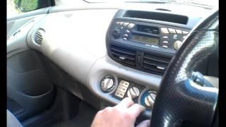 Nissan Tino SE+ 1.8 @ Bathcars