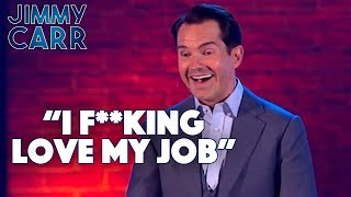 What Do You Think About During Sex? | Jimmy Carr: Laughing and Joking