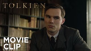 "TOLKIEN | ""Philology Department"" Clip 