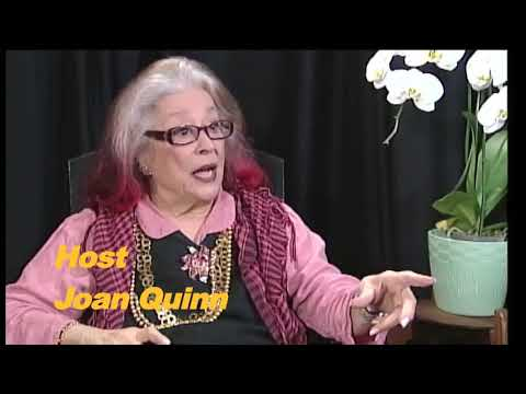 The Joan Quinn Profiles with ActorProducerDirector Robert Costanzo