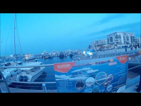 Trip to Muscat :  Al Mouj Marina Muscat