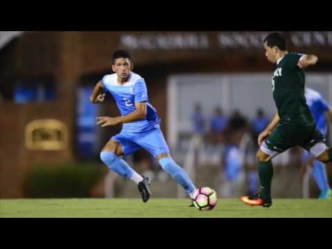 UNC Men's Soccer: 2016 Season Highlight Video