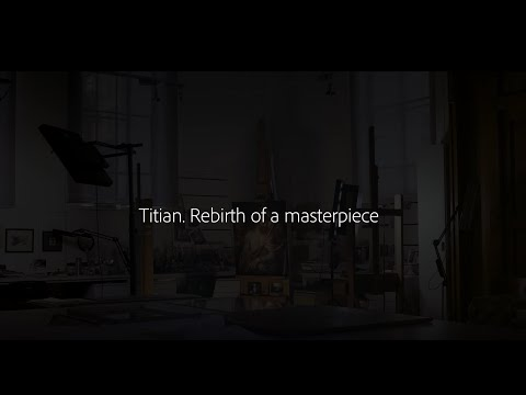 Titian. Rebirth Of A Masterpiece