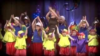 Черемхово  MIX DANCE Ансамбль современного эстрадного танца Нам 5 лет