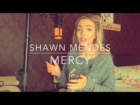 Shawn Mendes - Mercy   Cover
