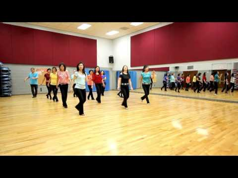 Should've Gone Home - Line Dance (Dance & Teach in English & 中文)