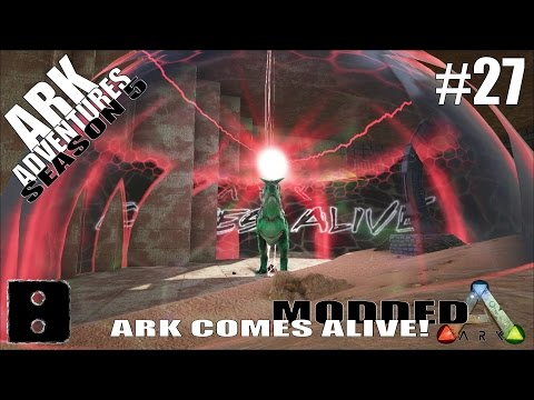 Ark adventures season 5 21 barkaeopteryx flying dire wolf and aca ark adventures season 5 27 evolving the origin compy part 1 malvernweather Gallery
