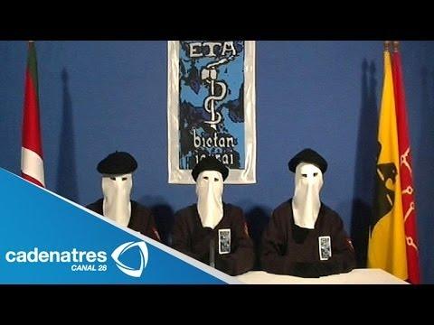 Historia de ETA, Euskadi Ta Askatasuna, la banda terrorista vasca