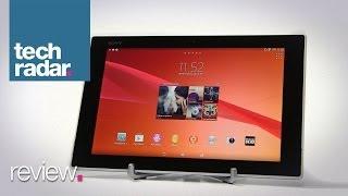 Sony Xperia Z2 Tablet review