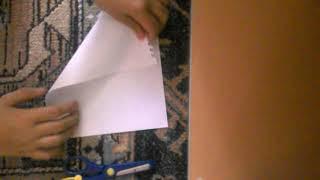 Selcuk kanal origami