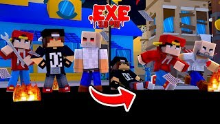 Minecraft .EXE 3.0 #19 - ROPO & McNUGGET HAVE FOOLED JACK .EXE AGAIN!!