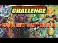 """CARDS THAT START WITH """"D"""" - The Deck Build Challenge w/Alex Vs AlphaKretin"""