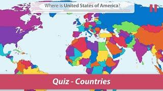 StudyGe - География мира, столицы, флаги, страны