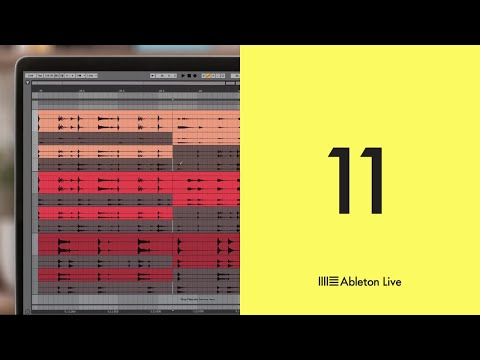 Ableton Live 11: What's new?
