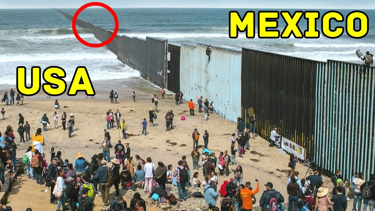 Download 7 World's Strangest Borders