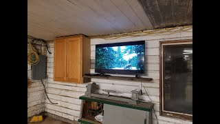 THE FARMHOUSE. More Snow. Workshop TV. Farmhouse Cooking.