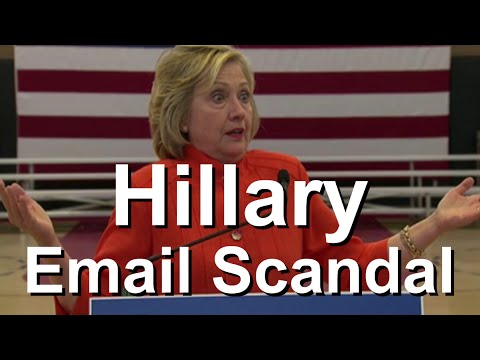Hillary Clinton's email server had serious security flaws.