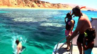 Tiran Island - Sharm El Sheikh - Egyptolution